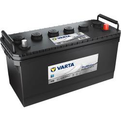 Аккумулятор Varta ProMotive Heavy Duty 100Ah 600A 413x220x175 о.п. (-+) 600047060