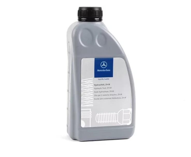 Жидкость ГУР Mercedes Hydraulikoel ZH-M (1 л.) A000989910310