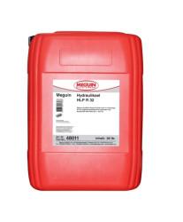 Гидравлическое масло Meguin Hydraulikoel R HLP 32 (20 л.) 48011