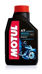 Масло четырехтактное Motul 3000 4T 20W-50 (1 л.) 107318