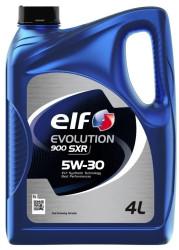 Моторное масло Elf Evolution 900 SXR 5W-30 (4 л.) 11080501
