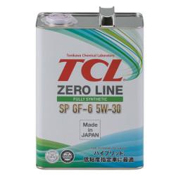 Моторное масло TCL Zero Line 5W-30 SP (4 л.) Z0040530SP