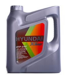 Трансмиссионное масло Hyundai (Kia) Xteer ATF CVT (4 л.) 1041413