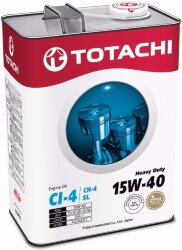 Моторное масло Totachi Diesel Heavy Duty 15W-40 (4 л.) 4562374690301
