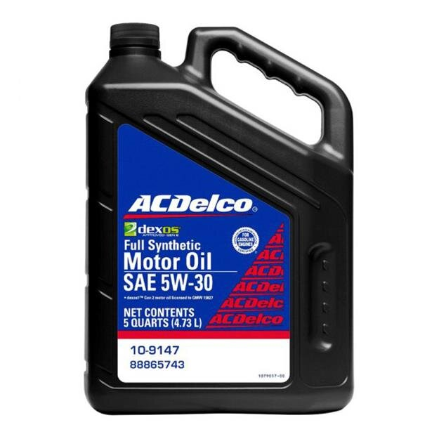 Моторное масло ACDelco Motor Oil 5W-30 (5 л.) 109147