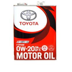 Моторное масло Toyota SN Plus 0W-20 (4 л.) 08880-12605