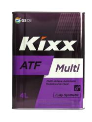 Трансмиссионное масло Kixx ATF Multi (4 л.) L251844TE1