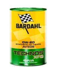 Моторное масло Bardahl Technos XFS AV508 0W-20 (1 л.) 365040