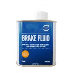 Тормозная жидкость Volvo DOT 4 (0,25 л.) 31400202