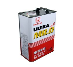 Моторное масло Honda Ultra Mild 10W-30 SM (4 л.) 08212-99904