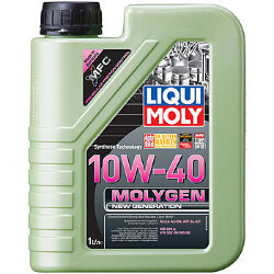 Моторное масло Liqui Moly Molygen New Generation 10W-40 (1 л.) 9059