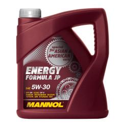 Моторное масло Mannol Energy Formula JP 5W-30 (4 л.) 1060