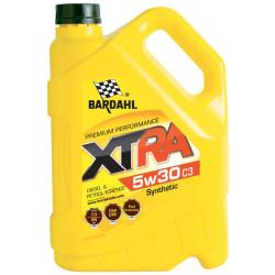Моторное масло Bardahl XTRA 5W-30 C3 (5 л.) 34103
