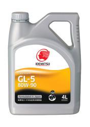 Трансмиссионное масло Idemitsu Gear 80W-90 GL-5 (4 л.) 30305045-746