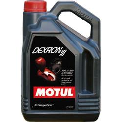 Трансмиссионное масло Motul Dexron III (5 л.) 106468