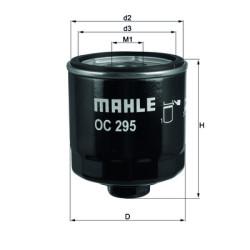 Фильтр масляный Mahle-Knecht OC295