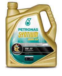 Моторное масло Petronas Syntium 5000 AV 5W-30 (4 л.) 70273K1YEU