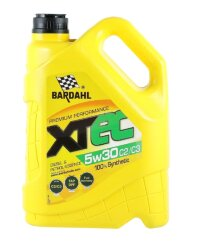 Моторное масло Bardahl XTEC 5W-30 C2-C3 (5 л.) 33073