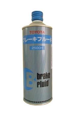 Тормозная жидкость Toyota DOT 3 (1 л.) 08882-00191
