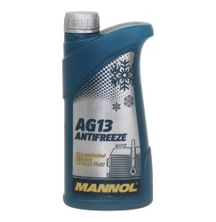Охлаждающая жидкость Mannol Hightec AG13 (1 л.) 2034