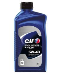Моторное масло Elf Evolution 900 SXR 5W-40 (1 л.) 11090301