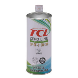 Моторное масло TCL Zero Line 5W-30 SP (1 л.) Z0010530SP