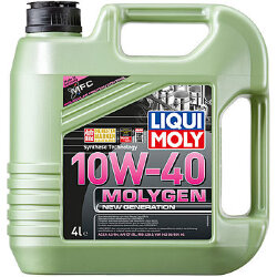 Моторное масло Liqui Moly Molygen New Generation 10W-40 (4 л.) 9060