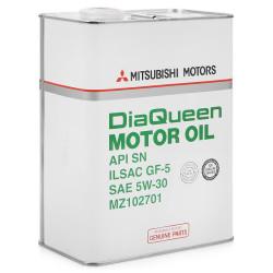 Моторное масло Mitsubishi DiaQueen 5W-30 SN (4 л.) MZ102701