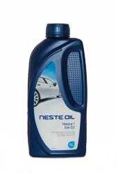 Моторное масло Neste 1 5W-50 (1 л.) 015052