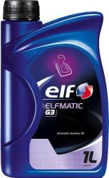Трансмиссионное масло Elf Elfmatic G3 (1 л.) 194734