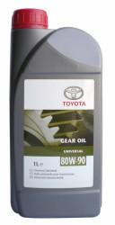 Трансмиссионное масло Toyota Universal Gear Oil 80W-90 (1 л.) 08885-80616