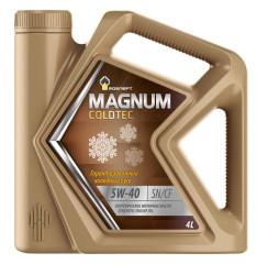 Моторное масло Rosneft Magnum Coldtec 5W-40 (4 л.) 40813842