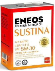Моторное масло Eneos Sustina 5W-30 (4 л.) 4943589134680