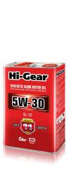 Моторное масло Hi-Gear 5W-30 (4 л.) HG1134