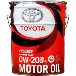 Моторное масло Toyota SN 0W-20 (20 л.) 08880-12203