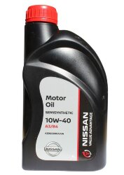 Моторное масло Nissan Value Advantage 10W-40 (1 л.) KE900-999-32VA