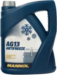 Охлаждающая жидкость Mannol Hightec AG13 (5 л.) 2035
