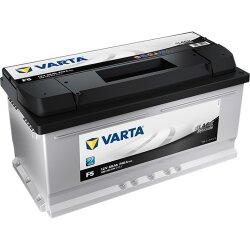 Аккумулятор Varta Black Dynamic 88Ah 740A 353x175x153 о.п. (-+) 588403074