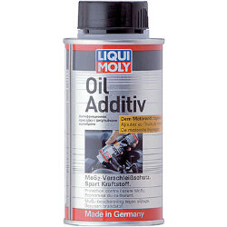 Liqui Moly Oil Additiv (0,125 л.) 3901 Присадка в масло с MoS2