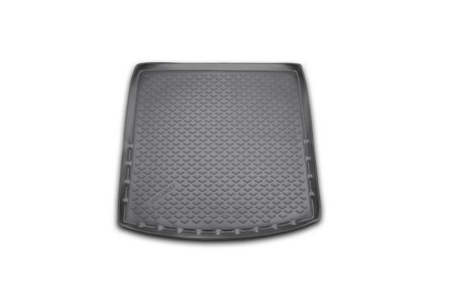 Коврик багажника Novline MITSUBISHI OUTLANDER 12- кроссовер (полиуретан) с органайзером BI001042