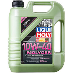 Моторное масло Liqui Moly Molygen New Generation 10W-40 (5 л.) 9061