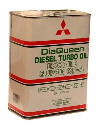 Моторное масло Mitsubishi DiaQueen TD Exeed Super 10W-30 CF-4 (4 л.) 2987610