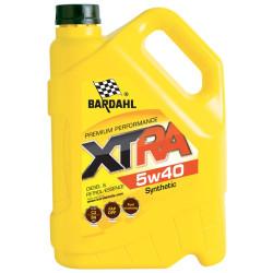 Моторное масло Bardahl XTRA 5W-40 (5 л.) 34123
