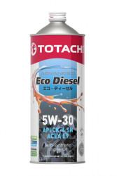 Моторное масло Totachi Eco Diesel 5W-30 (1 л.) 4562374690462