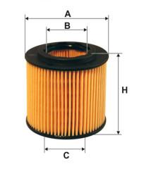 Фильтр масляный Filtron OE671