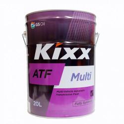 Трансмиссионное масло Kixx ATF Multi (20 л.) L2518P20E1