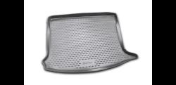 Коврик багажника Novline RENAULT Sandero 2010- 2014, хетчбэк (полиуретан) NLC4118B11