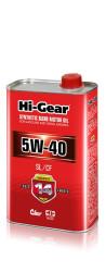 Моторное масло Hi-Gear 5W-40 (1 л.) HG1140