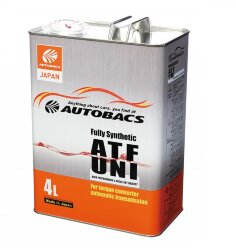 Трансмиссионное масло Autobacs ATF UNI (4 л.) A01555200