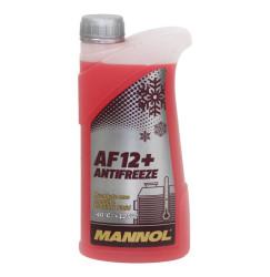 Охлаждающая жидкость Mannol Long Life AF12+ (1 л.) 2038